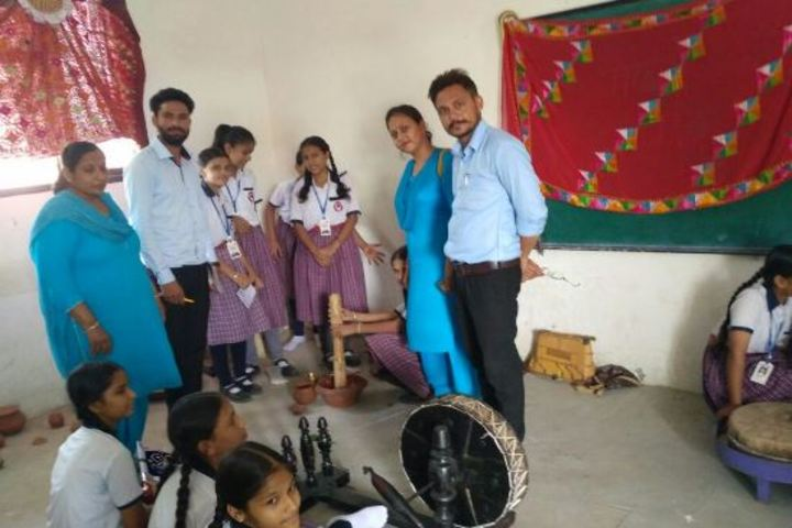 Sarvhitkari Vidya Mandir-Activity