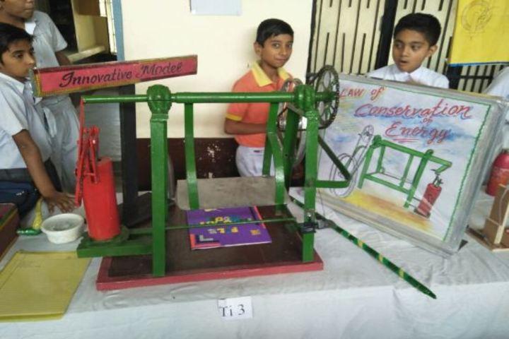 Sarvhitkari Vidya Mandir-Exhibition