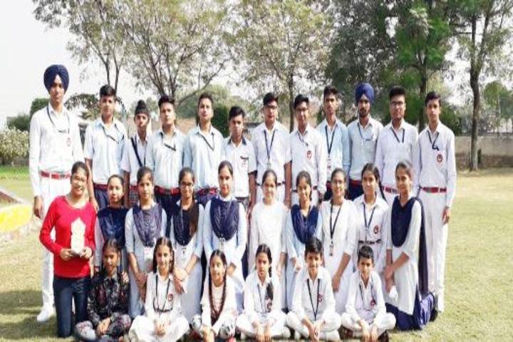 Sarvhitkari Vidya Mandir-Students
