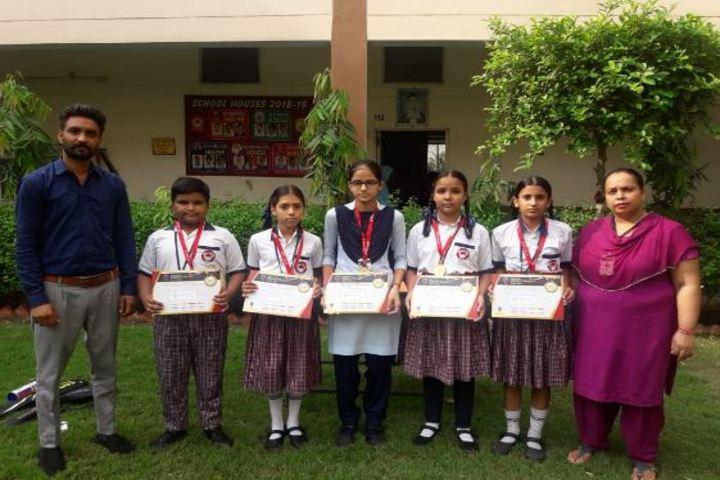 Sarvhitkari Vidya Mandir-Winners