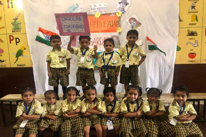 Sarvottam Academy-Independence Day