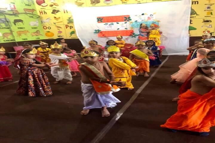 Sarvottam Academy-Janamastami Celebrations