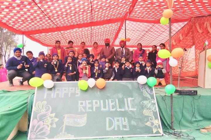 Sarvottam Academy-Republic Day