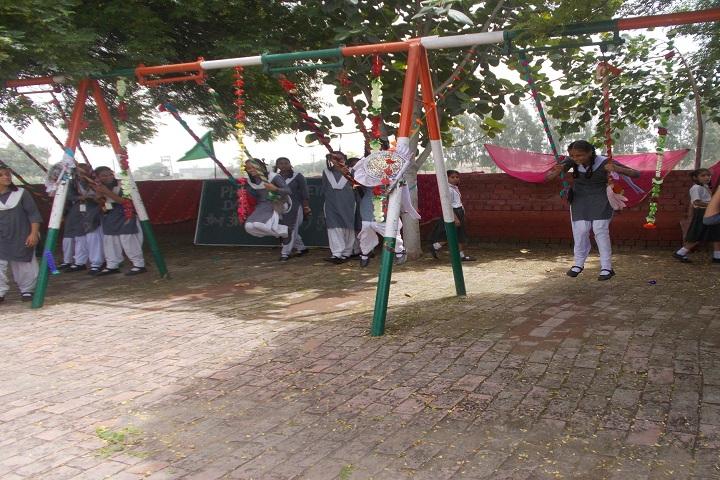 Sarvottam Academy-Play Area