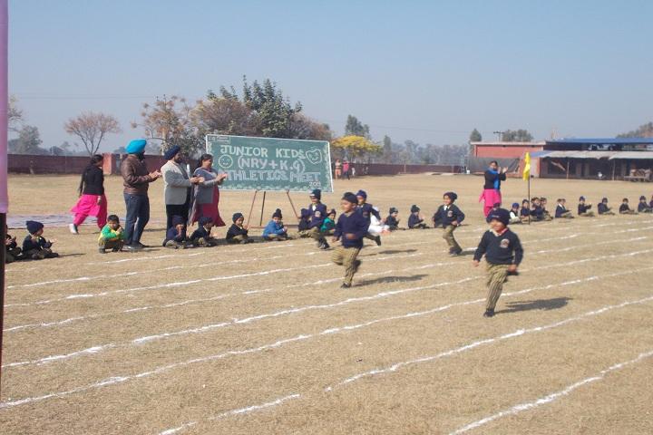 Sarvottam Academy- sports day