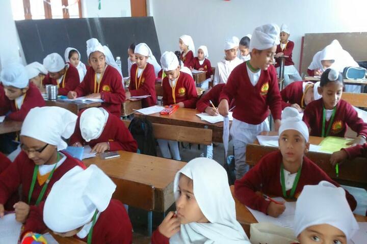 Satguru Partap Singh Academy-Class room