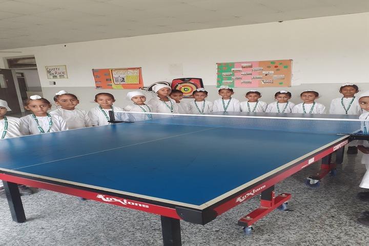 Satguru Partap Singh Academy-Indoor Games