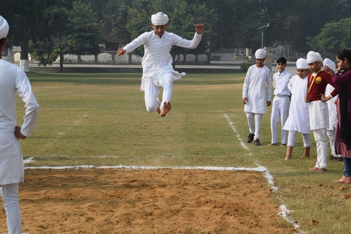 Satguru Partap Singh Academy-Longjump