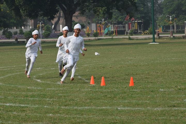 Satguru Partap Singh Academy-Running