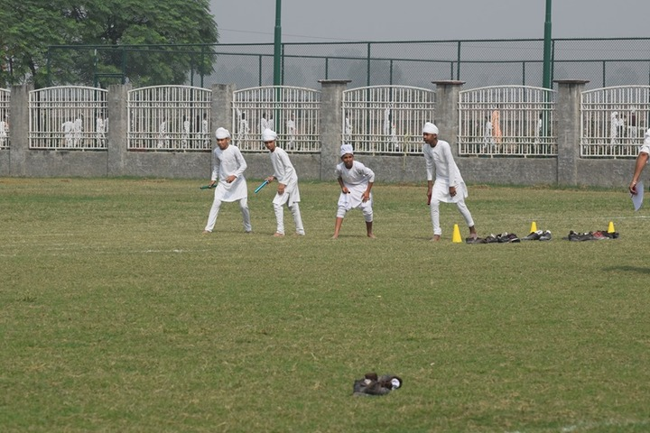 Satguru Partap Singh Academy-Sports