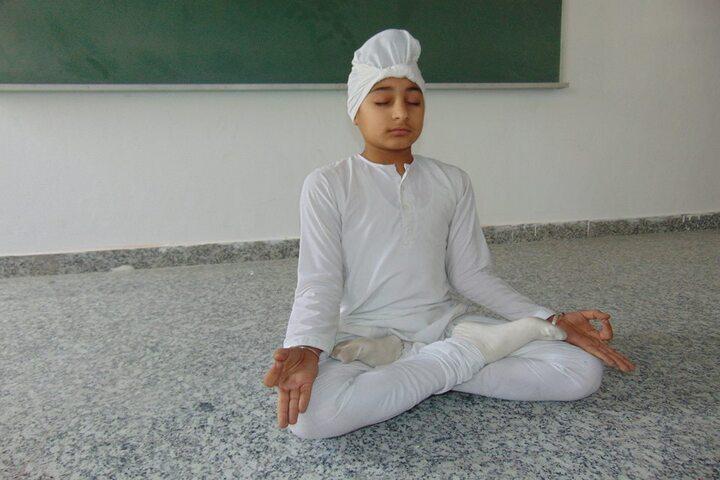 Satguru Partap Singh Academy-Yoga