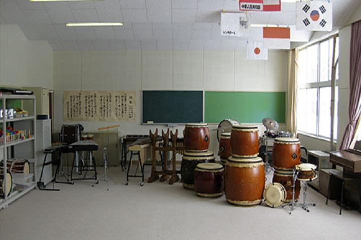 Sbrs Gurukul-Music Room