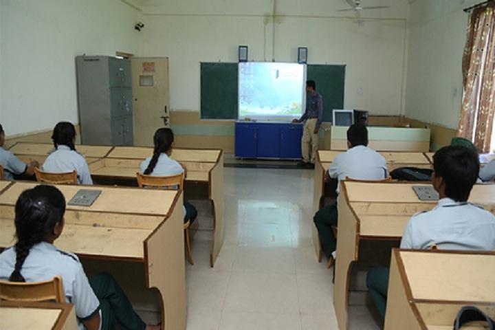 Sbrs Gurukul-Smart Class