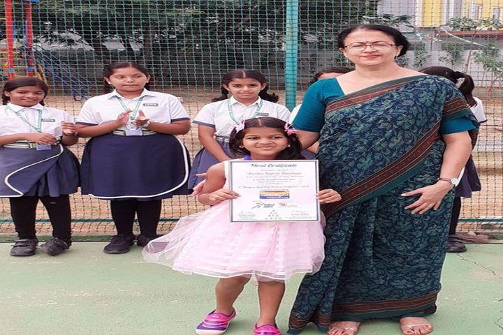 Arbor International School-Achievement