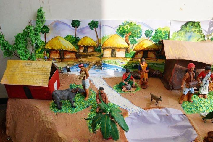 Arbor International School-Arts