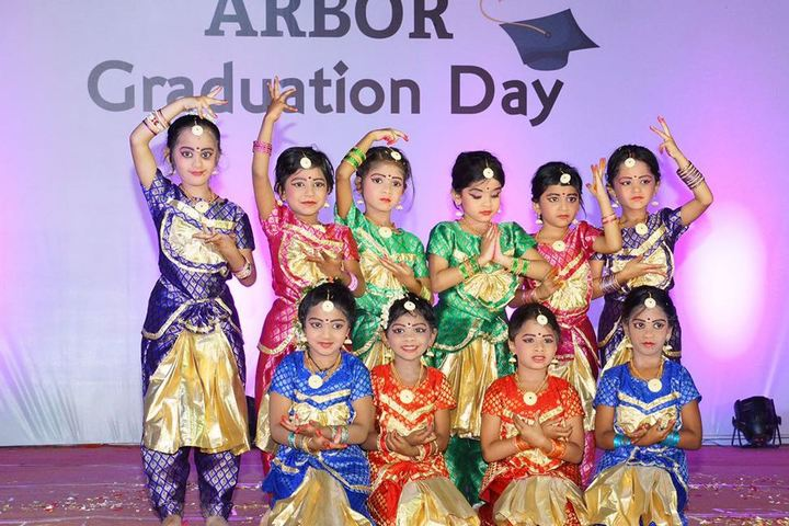 Arbor International School-Classical Dance