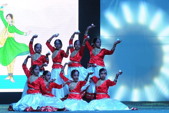 Arbor International School-Dance