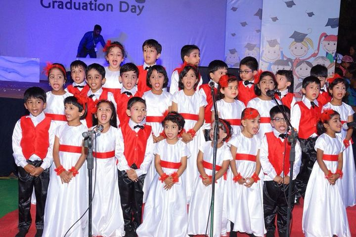 Arbor International School-Singing