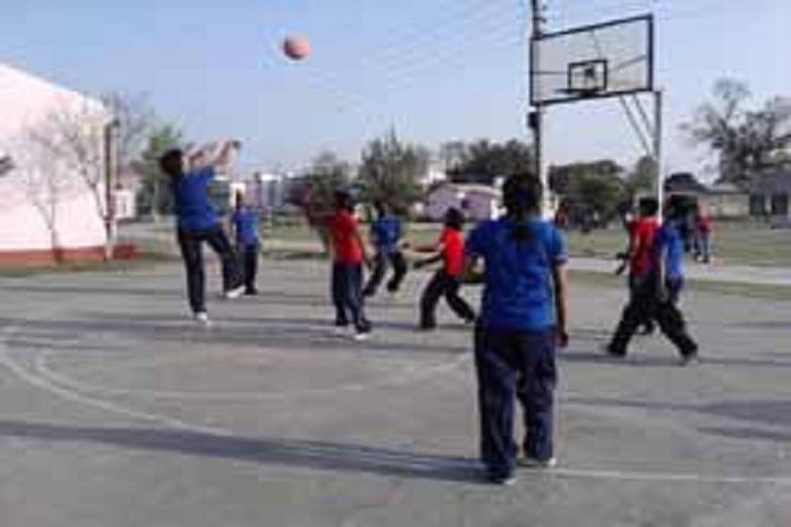 Jawahar Navodaya Vidyalaya-Basket  Ball