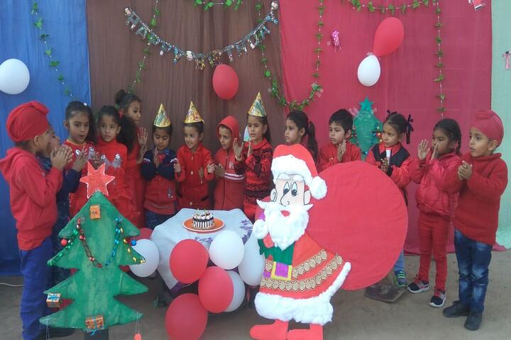 S B S Public School-Christmas Celebrations