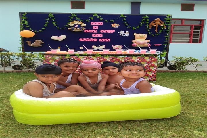 S B S Public School-Pool Activity