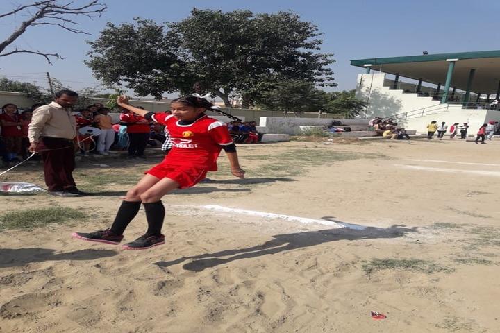 S B S Public School-Sports