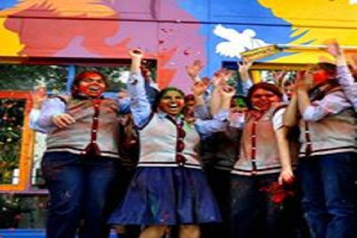 Scholar Fields Public School-Holi Celebrations