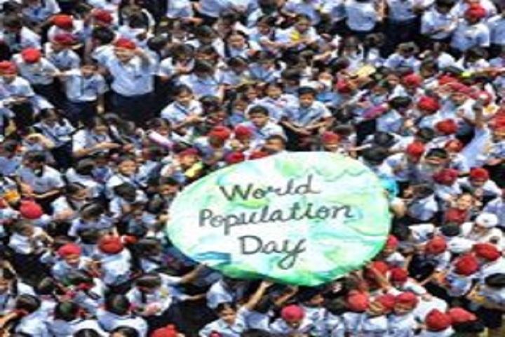 Scholar Fields Public School-World population Day