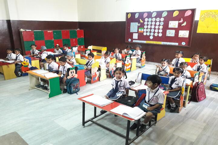 Sfc Public School-Classroom