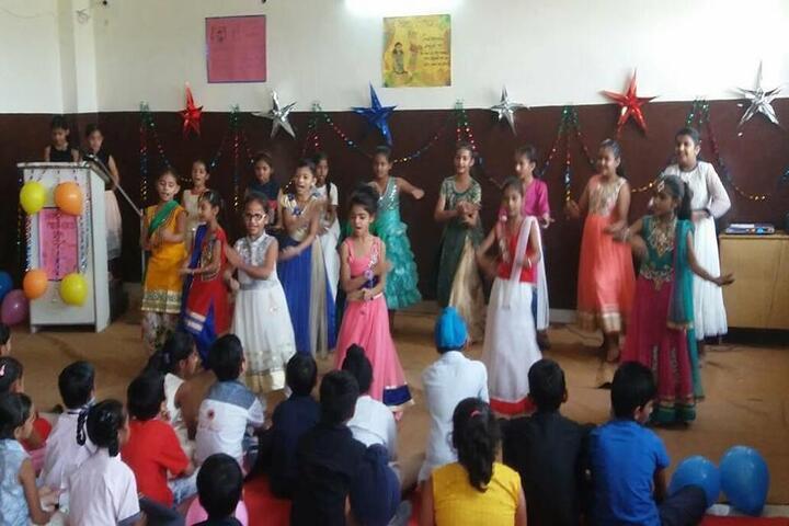 Sfc Public School-Dance
