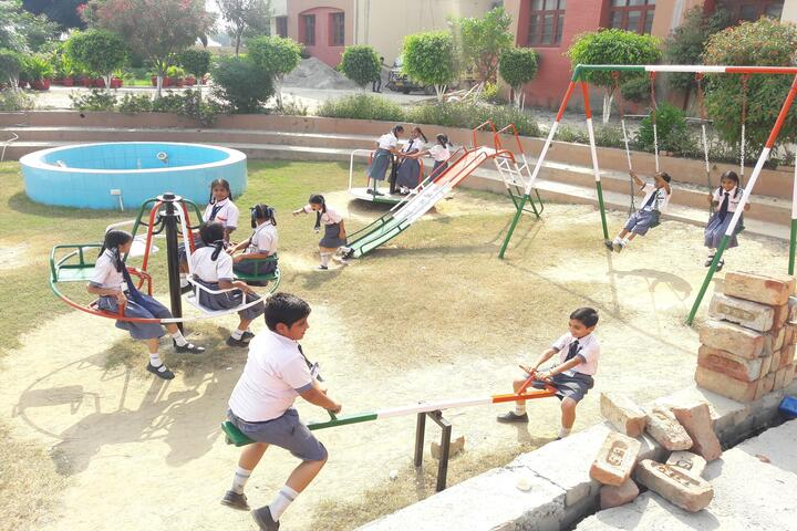 Sfc Public School-Kids Ground