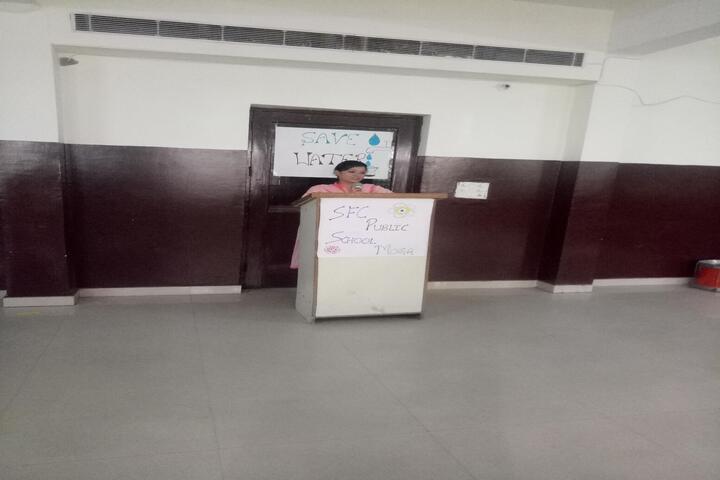 Sfc Public School-Speech