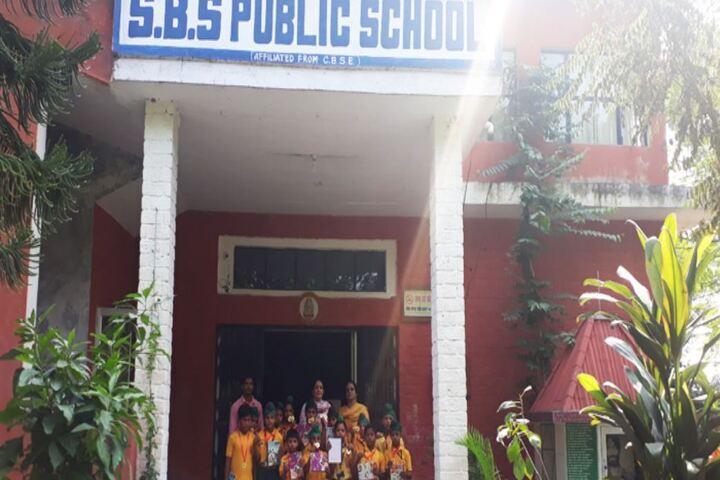 Shaheed Babu Singh Public School-Campus