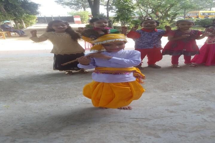 Shaheed Babu Singh Public School-Fancy Dress