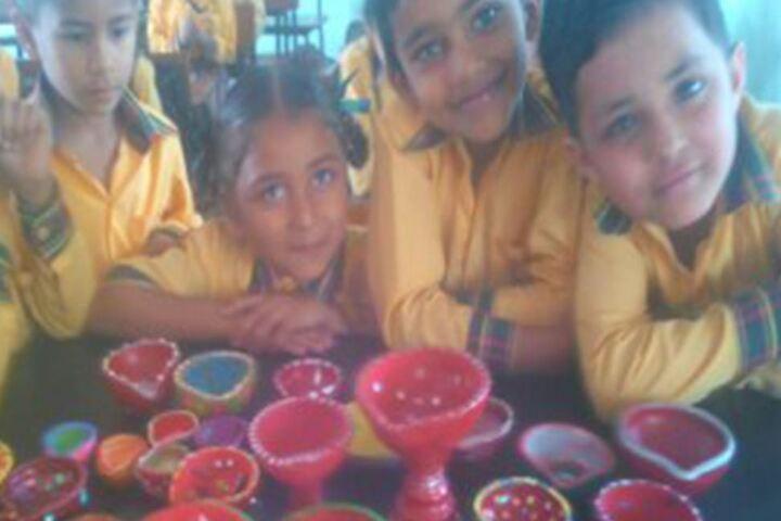Shaheed Babu Singh Public School-Festival Celabrations