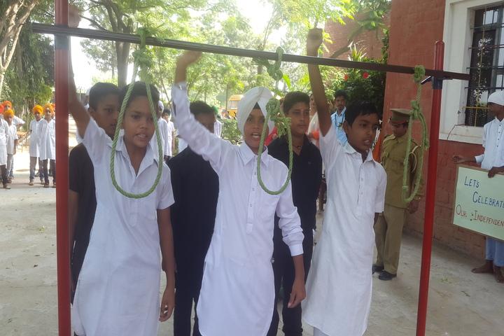 Shaheed Babu Singh Public School-Independance Day