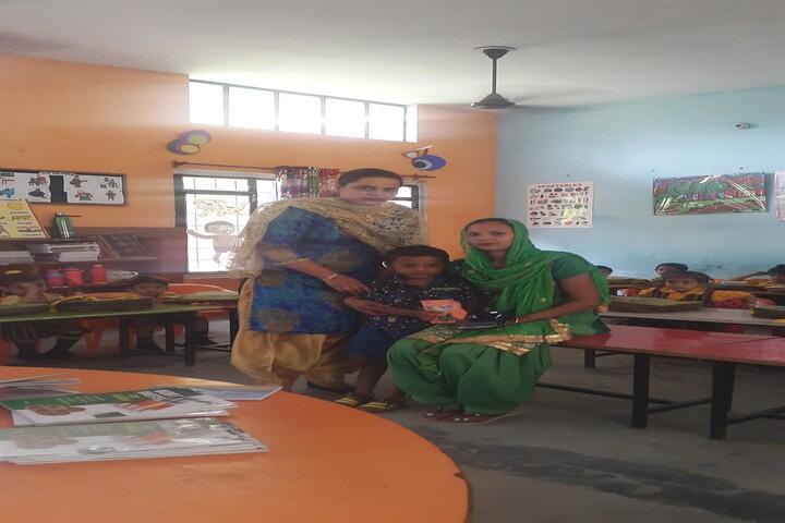 Shaheed Babu Singh Public School-Mothers Day