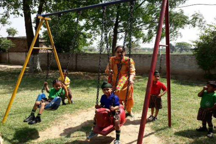 Shaheed Babu Singh Public School-Play Ground