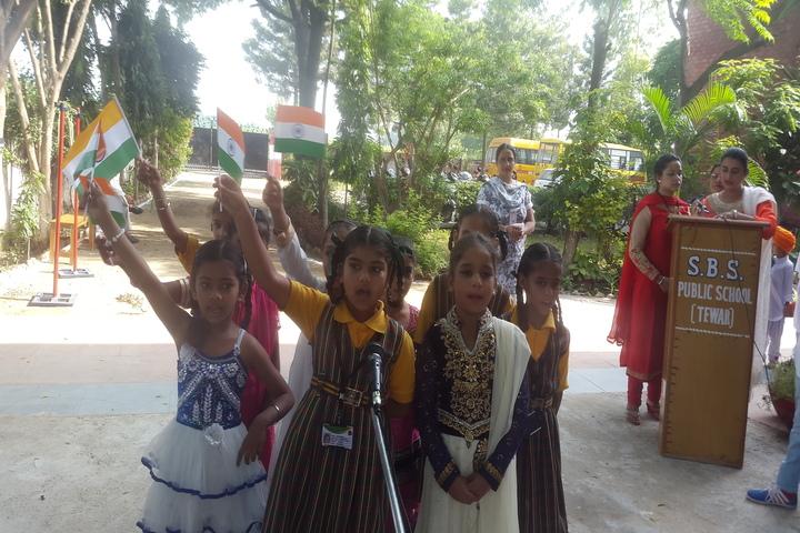 Shaheed Babu Singh Public School-Republic Day