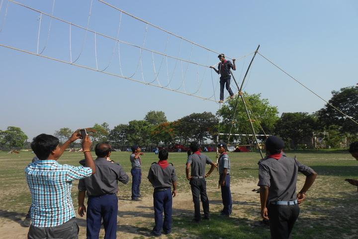 Jawahar Navodaya Vidyalaya-Scout Activity