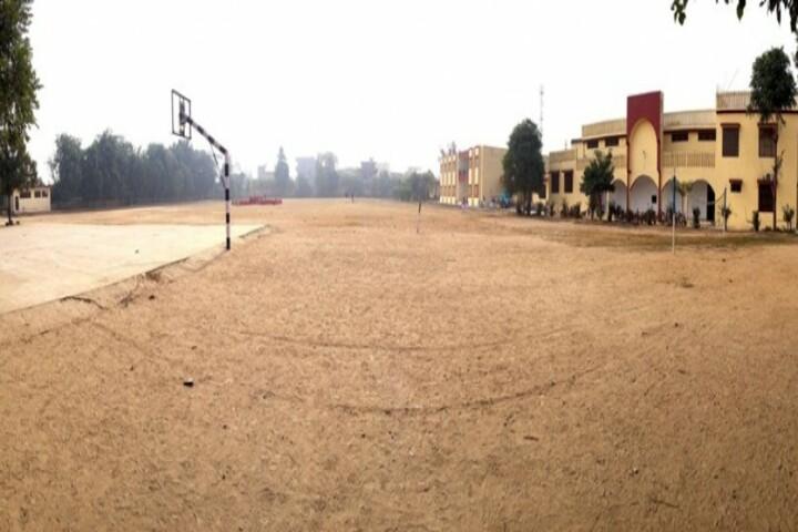 Shaheed Darshan Singh Pheruman Public School-Ground