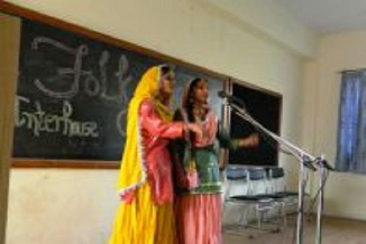 Shaheed Darshan Singh Pheruman Public School-Singing