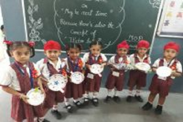 Shaheed Darshan Singh Pheruman Public School-Event