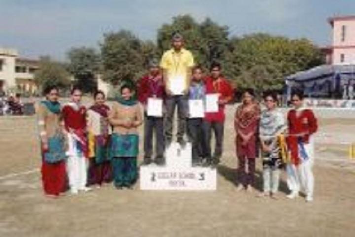 Shaheed Darshan Singh Pheruman Public School-Winners