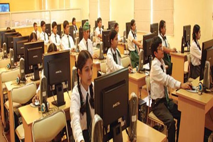 Shamrock Christian Senior Secondary School-Computer Lab