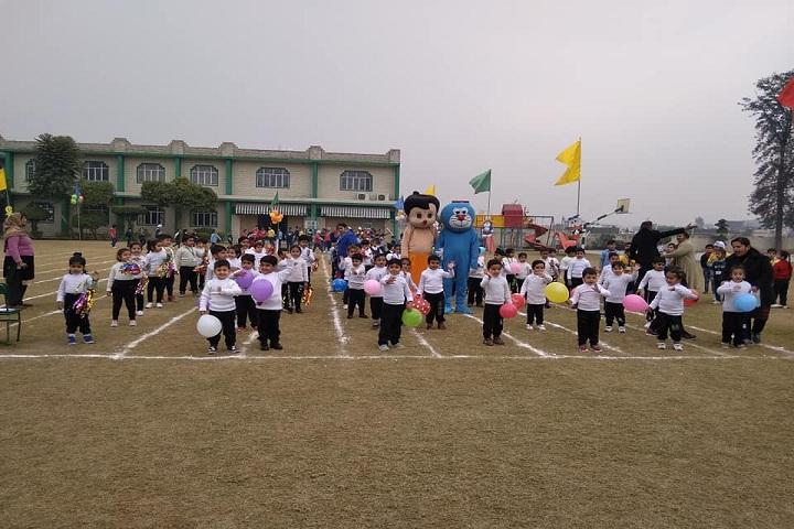 Shamrock Christian Senior Secondary School-Annual Athletic Meet