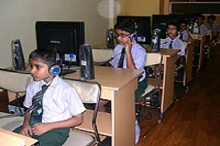 Shamrock Christian Senior Secondary School-English Lab