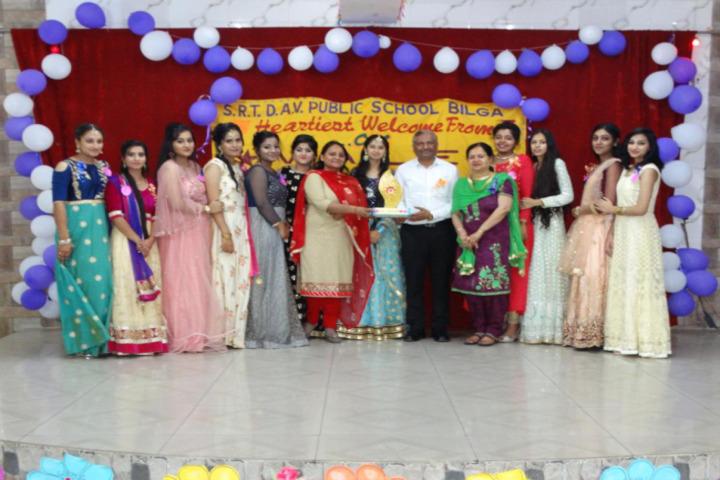 Sheela Rani Tangri Dav Public School-Event