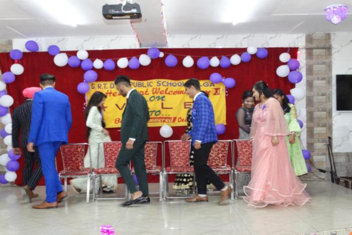 Sheela Rani Tangri Dav Public School-Game