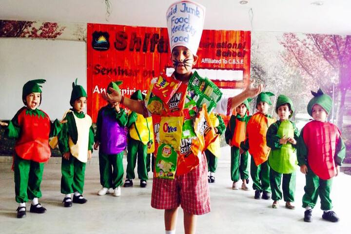 Shifaly International School-Fancy Dress Competition